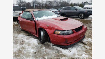 2002 Ford Mustang GT Convertible for sale 101495002