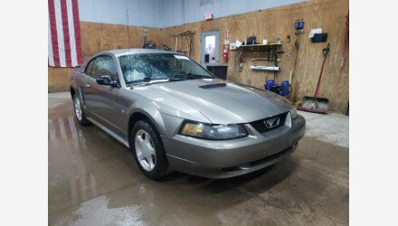 2002 Ford Mustang Coupe for sale 101497305