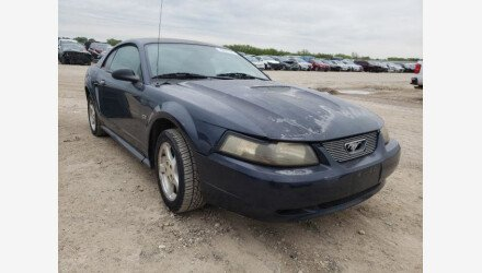 2002 Ford Mustang Coupe for sale 101499869