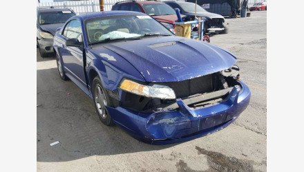 2002 Ford Mustang Coupe for sale 101501427