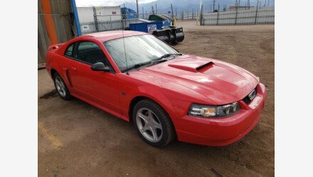 2002 Ford Mustang GT Coupe for sale 101503120