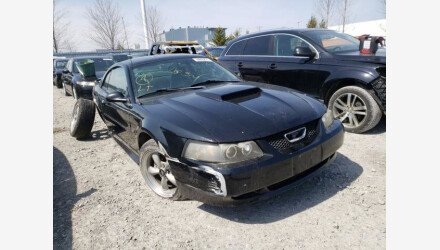 2002 Ford Mustang GT Coupe for sale 101503267
