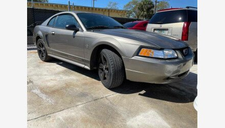 2002 Ford Mustang Coupe for sale 101504635