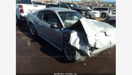 2002 Ford Mustang GT Coupe for sale 101504854
