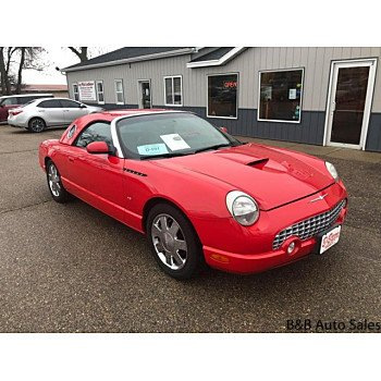 2002 Ford Thunderbird for sale 101124411