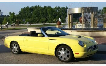 2002 Ford Thunderbird for sale 101360366