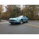 2002 Ford Thunderbird for sale 101400801