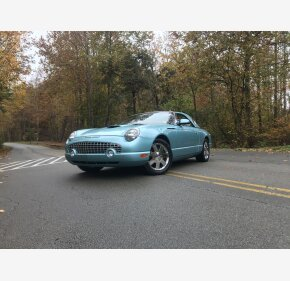 2002 Ford Thunderbird for sale 101400801