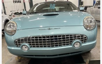 2002 Ford Thunderbird for sale 101508608