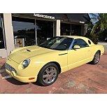2002 Ford Thunderbird for sale 101513120