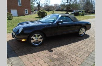 2002 Ford Thunderbird for sale 100754562