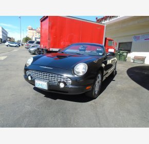 2002 Ford Thunderbird for sale 100788820