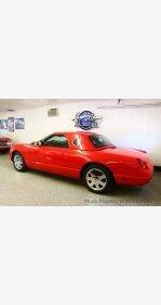 2002 Ford Thunderbird for sale 100986394