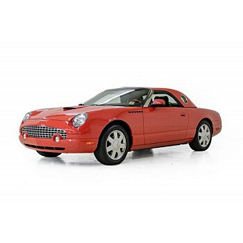 2002 Ford Thunderbird for sale 101003580
