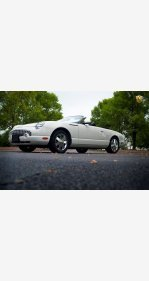 2002 Ford Thunderbird for sale 101036286