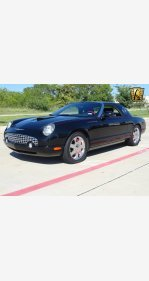 2002 Ford Thunderbird for sale 101043218
