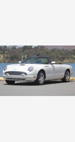 2002 Ford Thunderbird for sale 101053294