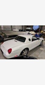 2002 Ford Thunderbird for sale 101070771