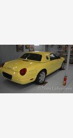 2002 Ford Thunderbird for sale 101070865