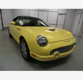 2002 Ford Thunderbird for sale 101087071