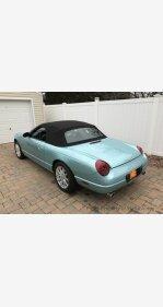 2002 Ford Thunderbird for sale 101093191