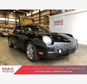 2002 Ford Thunderbird for sale 101117325