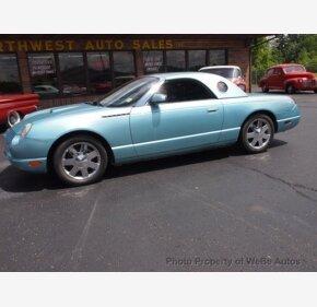 2002 Ford Thunderbird for sale 101162597