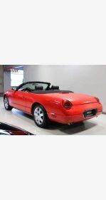 2002 Ford Thunderbird for sale 101171706