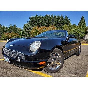 2002 Ford Thunderbird for sale 101172381