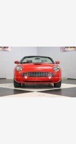 2002 Ford Thunderbird for sale 101207354