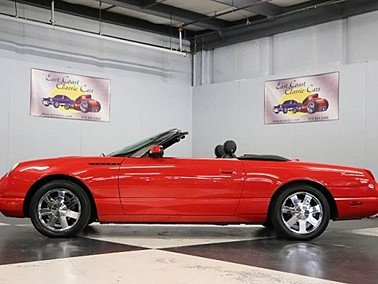 2002 Ford Thunderbird for sale 101207354