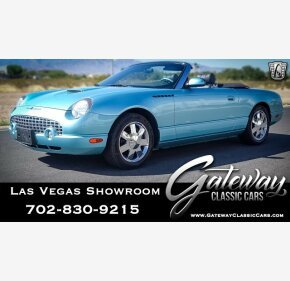2002 Ford Thunderbird for sale 101217797