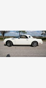 2002 Ford Thunderbird for sale 101269845