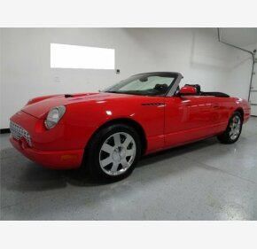 2002 Ford Thunderbird for sale 101276060