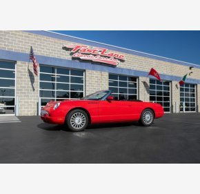 2002 Ford Thunderbird for sale 101326632