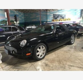 2002 Ford Thunderbird for sale 101329647