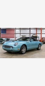 2002 Ford Thunderbird for sale 101330756