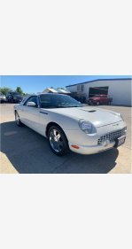2002 Ford Thunderbird for sale 101332308