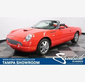 2002 Ford Thunderbird for sale 101333996