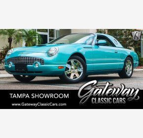 2002 Ford Thunderbird for sale 101335208