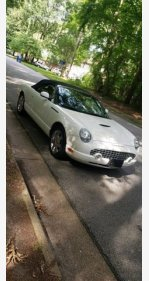 2002 Ford Thunderbird for sale 101343861