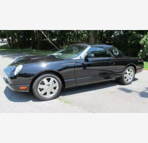 2002 Ford Thunderbird for sale 101344259