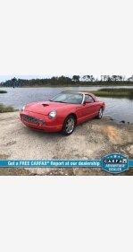 2002 Ford Thunderbird for sale 101354345