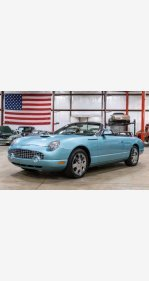 2002 Ford Thunderbird for sale 101355803