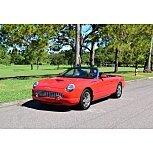 2002 Ford Thunderbird for sale 101355834