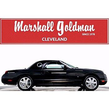 2002 Ford Thunderbird for sale 101365359