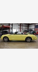 2002 Ford Thunderbird for sale 101379629