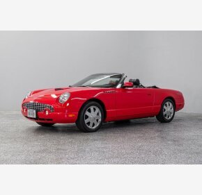 2002 Ford Thunderbird for sale 101388152