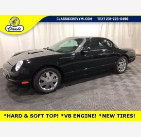 2002 Ford Thunderbird for sale 101393393