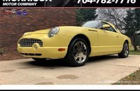 2002 Ford Thunderbird for sale 101419248